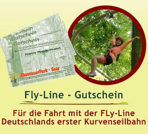 Gutscheine für die FLy-Line